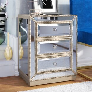 Primm 3 Drawer Lingerie Chest by Willa Arlo Interiors
