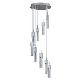 Orren Ellis Diphda 9-Light LED Pendant