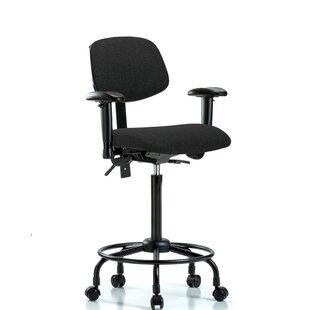 Shawna Ergonomic Drafting Chair