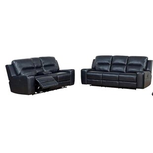 Pinedo Reclining 2 Piece Living Room Set by Latitude Run