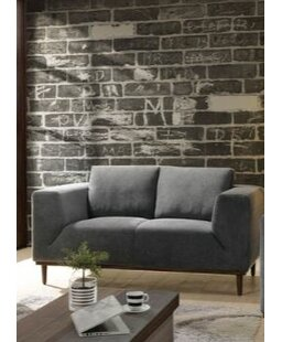 Price comparison Destrey Loveseat by 17 Stories Reviews (2019) & Buyer's Guide