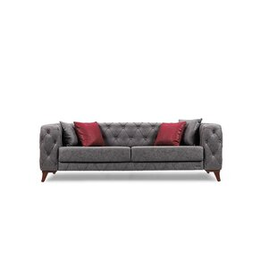 Read Reviews Yousef Sofa by Everly Quinn Reviews (2019) & Buyer's Guide