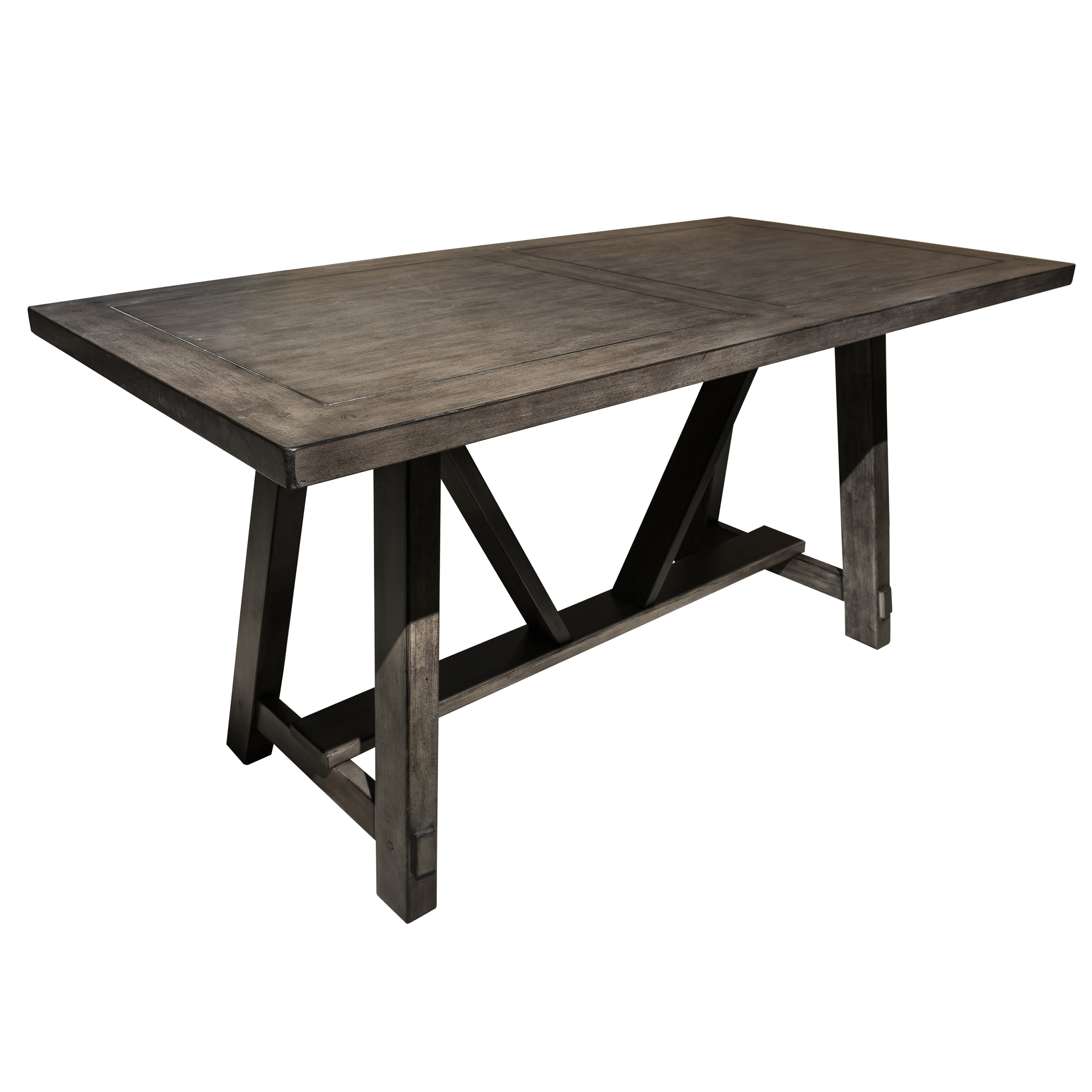 Leming Trestle Dining Table