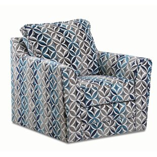 Morita Swivel Armchair Latitude Run