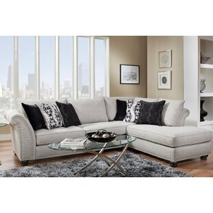 Darby Home Co Dahlquist Sectional
