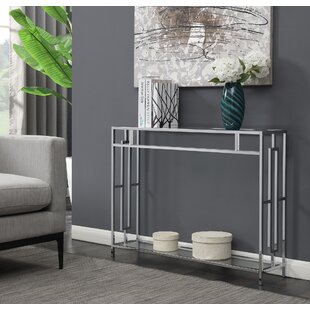 Review Lynx Console Table By House of Hampton