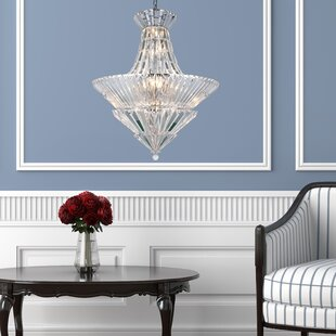 Orren Ellis Albiero 20-Light Chandelier