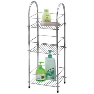 Chrome 3 Tier Bathroom Shelf By Wayfair Basics
