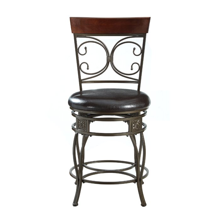 Incredible Darlington Bar Counter Swivel Stool Ibusinesslaw Wood Chair Design Ideas Ibusinesslaworg