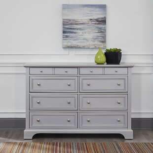 Roxane 8 Drawer Double Dresser