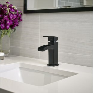 Kenzo Bathroom Faucet with Drain Assembly