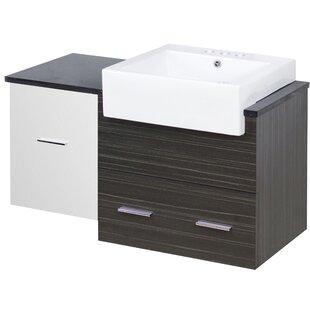 Batey 37 Single Bathroom Vanity Set By Orren Ellis