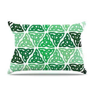 Celtic Knot Cotton Pillow Sham aa9cc8688