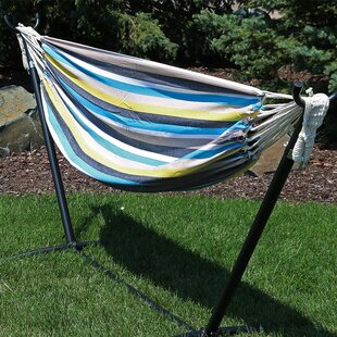 Sipos Cotton Hammock by Bay Isle Home