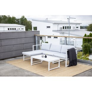 Elanah 4 Seater Corner Sofa Set By Sol 72 Outdoor