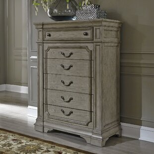 Find the perfect Sunnydale 6 Drawer Chest by Canora Grey