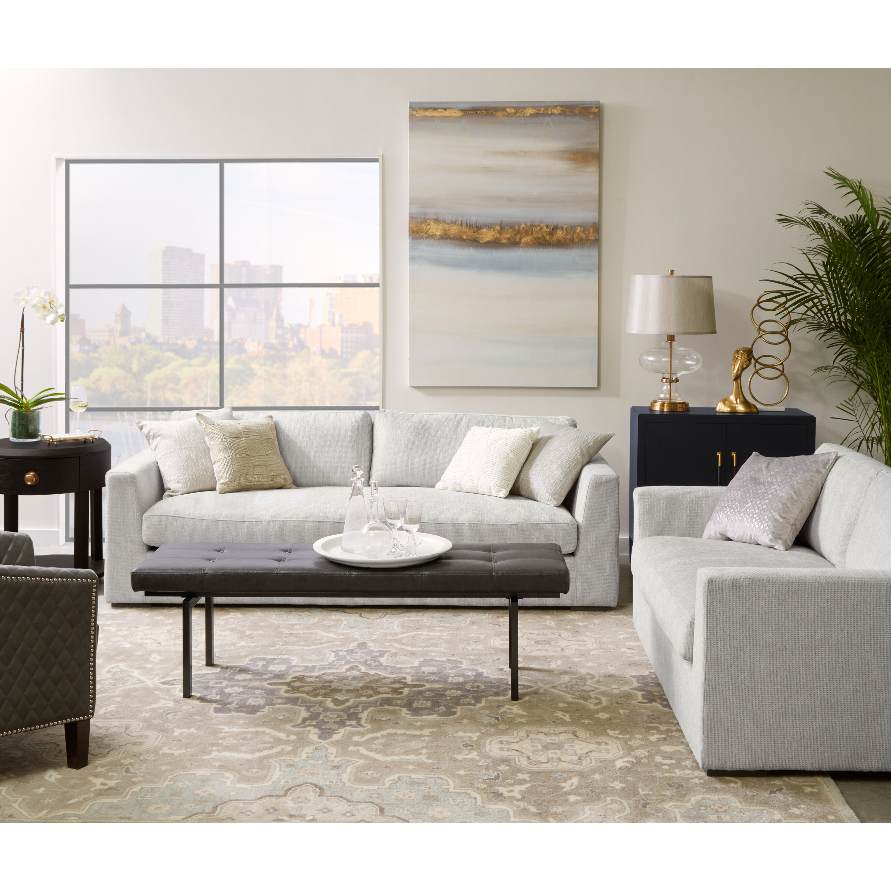 Douglas Configurable Living Room Set