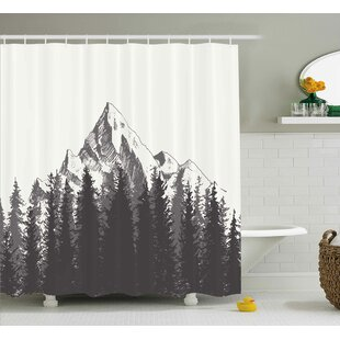 Affordable Ayers Native American Art Shower Curtain By Loon Peak