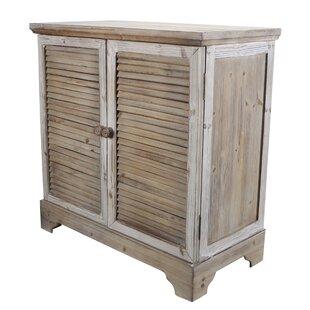 August Grove Odessa 2 Door Cabinet
