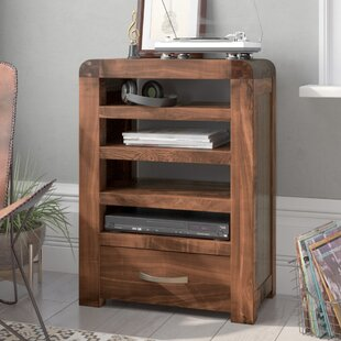Aminah HiFi Rack By Ebern Designs