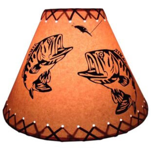 Double Bass 14 Paper Empire Lamp Shade