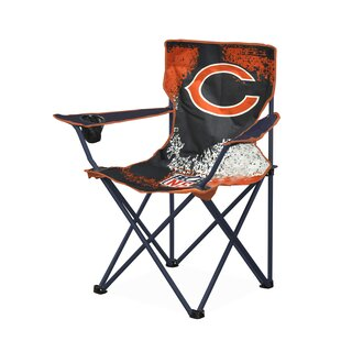 NFL Kids Chair with Cup Holder by Idea Nuova
