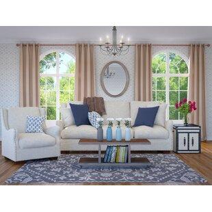 Wythe Configurable Living Room Set