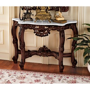 Design Toscano Royal Baroque Console Table