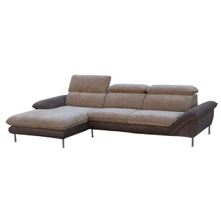Lynnette Flocking Sectional