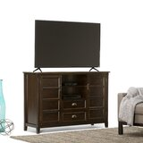 Mclaren Solid Wood TV Stand for TVs up to 60 by Alcott Hill®