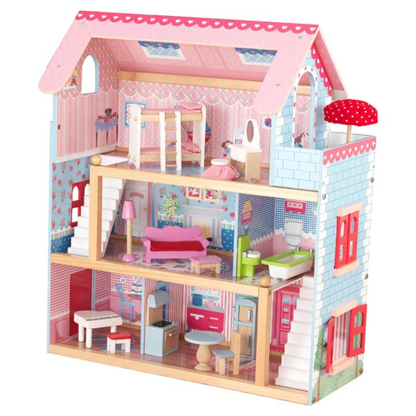 Wood Dollhouses Accessories You Ll Love Wayfair