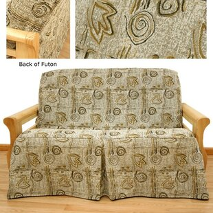 Melody Box Cushion Futon Slipcover