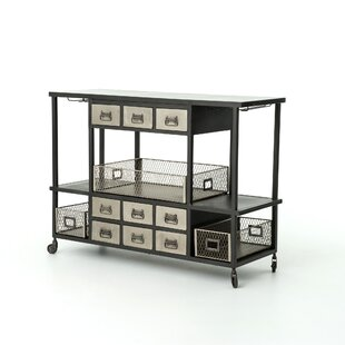 Hennen Bar Cart