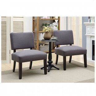Darby Home Co Karina Side Chair with End Table