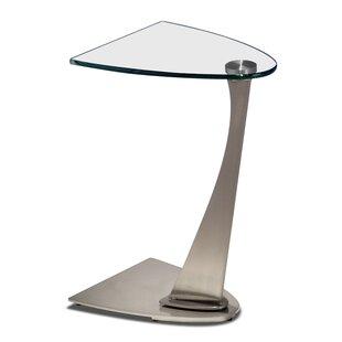 Elite Modern Iris End Table