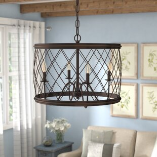Laurel Foundry Modern Farmhouse Gabriel 4-Light Pendant