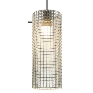 Bruck Lighting Sierra 2 1-Light Cylinder Pendant