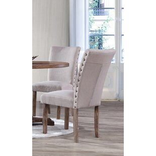 Read Reviews Metropole Dining Chair (Set of 2) by Gracie Oaks Reviews (2019) & Buyer's Guide