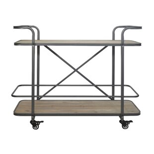 Micheala 2 Tier Bar Cart