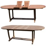 Pinehur 9 Piece Teak Dining Set