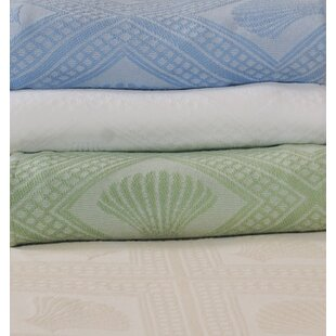 Ciaran Jacquard Single Coverlet