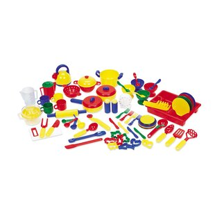 Order 70 Piece Pretend and Play Kitchen Set ByLearning Resources