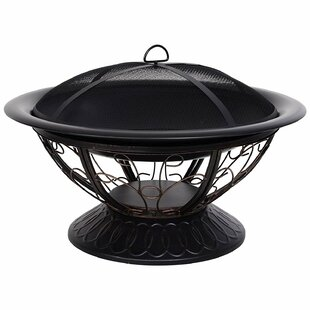 Willsonville Steel Fire Pit By Sol 72 Outdoor
