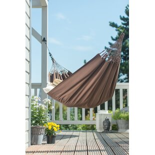 LA SIESTA MODESTA Organic Single Cotton Tree Hammock