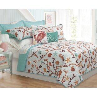 Avaline 5 Piece Modern Quilt Set