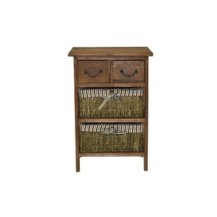 Albertus 4 Drawers Accent Chest by Rosalind Wheeler