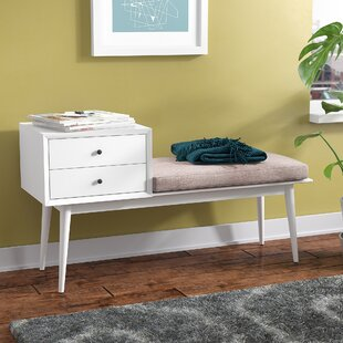 Easmor Upholstered Storage Bench