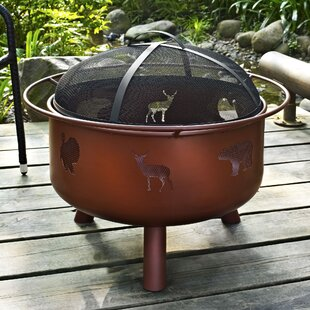 Crosley Durango Steel Wood Burning Fire Pit