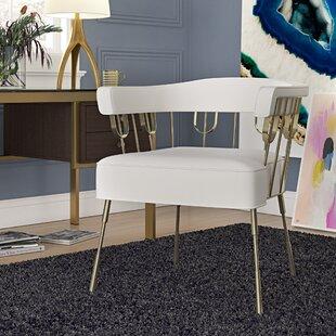 Mateus Barrel Chair by Willa Arlo Interiors