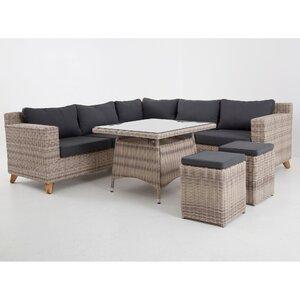 5-Sitzer Ecksofa-Set von Home Loft Concept